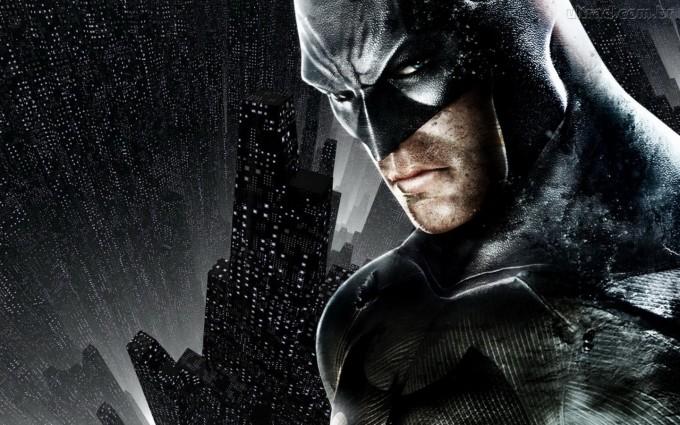 Batman, o Cavaleiro das Trevas ressurge.