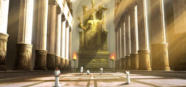 Zeus Pai : O Deus Estado(Nova Versão)