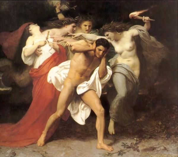 Trilogia de Orestes, A Maldição dos Atridas(Nova Versão)