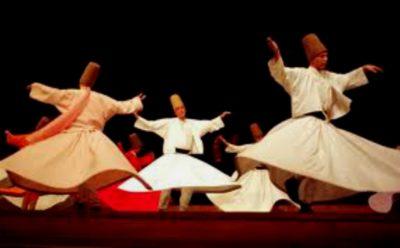 Sufismo – Música e Dança Para Elevação