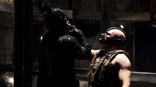 Batman vs Bane (O Gigante Coxinha?)
