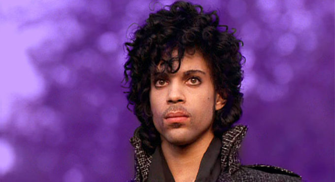 Prince - Um dos maiores ícones pop dos anos de 1980