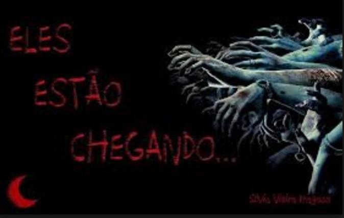 """""""Eles estão chegando"""" (Imagem do site Caravela Virtual)"""