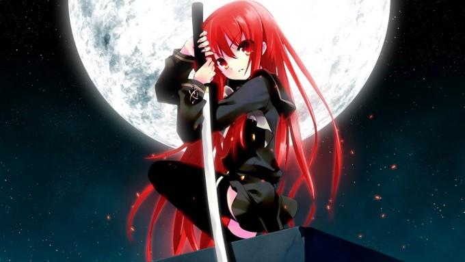 A Arte de Luana e seu mundo do Anime.