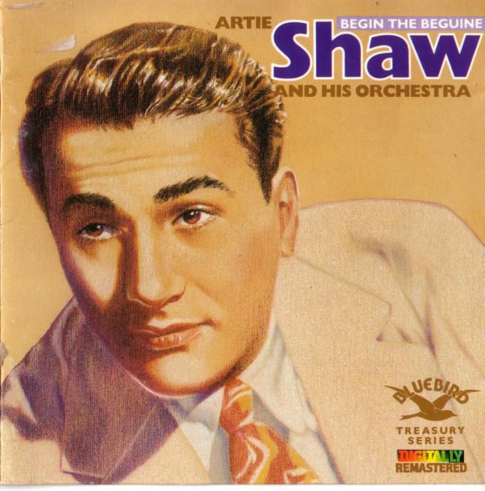 Artie Shaw e sua versão aclamada de 1938 para Begin the Beguine.