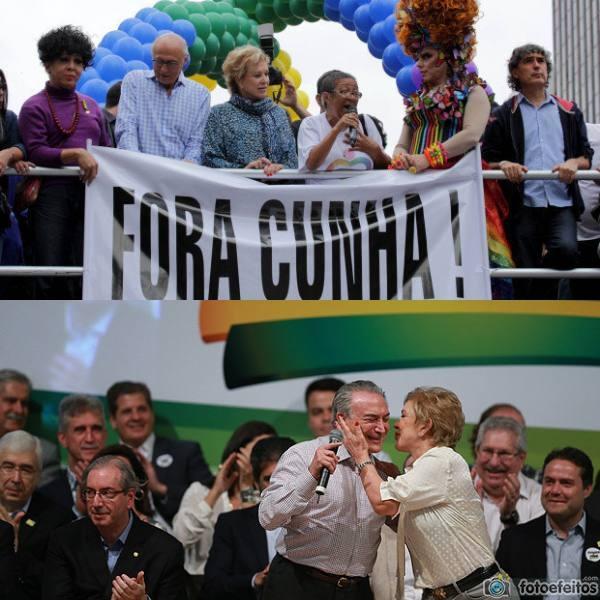 Qual a Imagem vale? Fora ou Dentro, Cunha? Getty images