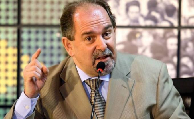 José Dutra, ex-presidente do PT, morto vítima do Câncer.