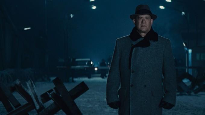 A intensa a atuação de Tom Hanks no filme Ponte dos Espiões.