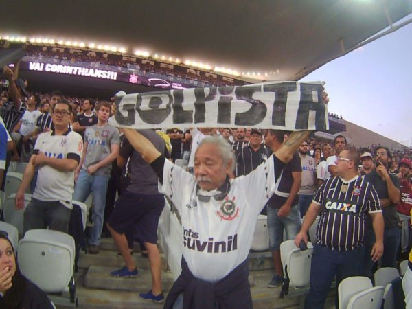 Corinthians e a Luta pela Democracia.