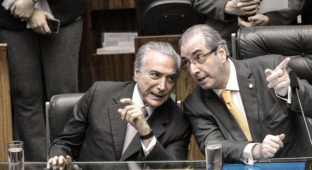 O Golpe e um governo espúrio, destruirá a Democracia e a Política no Brasil.