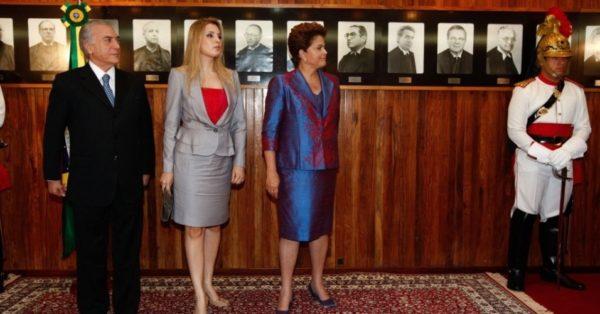 Temer x Dilma, O Machismo Venceu.
