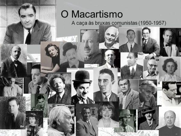 Macartismo Brasileiro