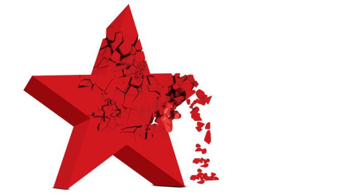 2016: O esfarelamento do maior partido de esquerda do Brasil.
