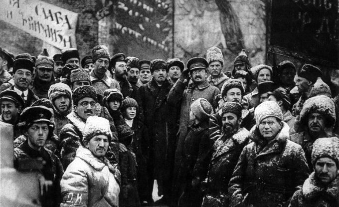 A Revolução Russa e os seus ventos que sopram até hoje.