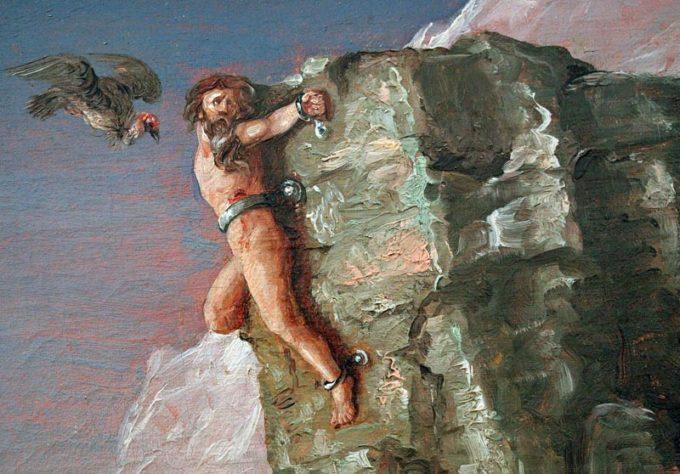 A prisão no rochedo e a liberdade de pensar para enfrentar o Poder.