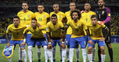 A Copa do Mundo e a Torcida pela Seleção.