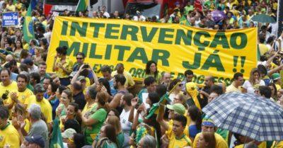"""Neofascismo a cria """"feia"""" do Neoliberalismo, Ameaça o Brasil e o Mundo."""