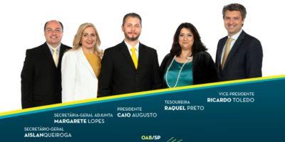 OAB/SP: A Vitória das Oposições.