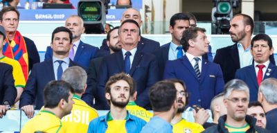 Ex-juiz&Bolsonaro, um caso de (sem) amor!