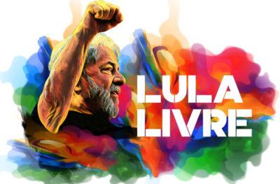 #Lulalivre é a esperança contra o Caos.