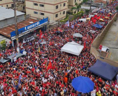 Lula, A Estranha Força que nos Alerta