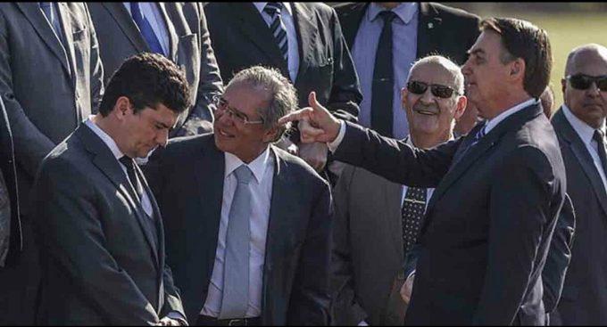 A Queda de Moro, Sobe o Impeachment!