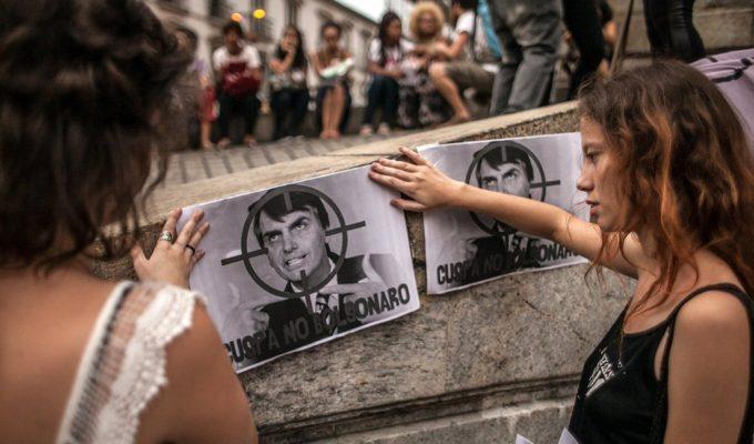 Plataforma Pela Vida – Por Uma Oposição Política e Social ao Bolsonarismo.