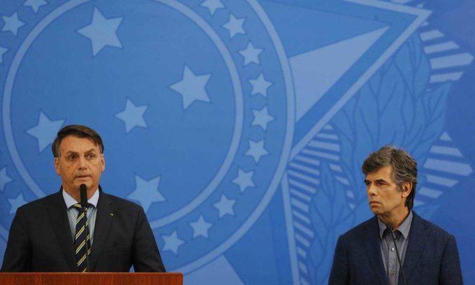 Governo Bolsonaro Sempre Pode Piorar – A Queda de Mandetta.