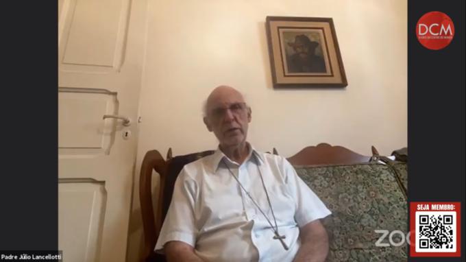 Padre Júlio Lancellotti e o Pedido de Socorro Humanitário Aos Mais Vulneráveis.
