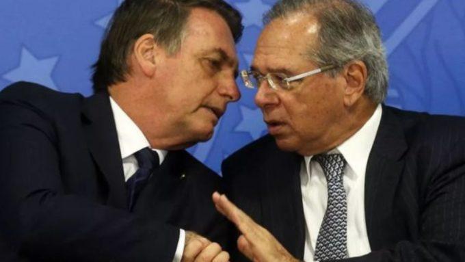 A Globo é Paulo Guedes, Paulo Guedes é Bolsonaro!