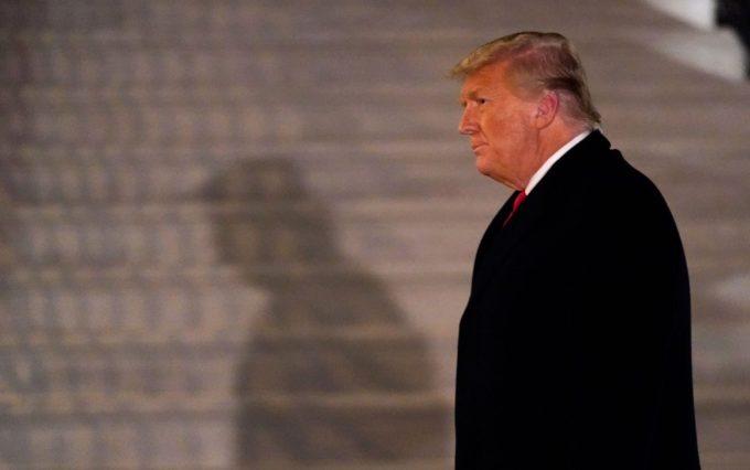 Tchau Querido, Trump Caiu. Falta Bolsonaro!