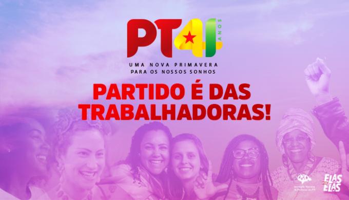 PT, 41 anos da Estrela e seus Desafios.