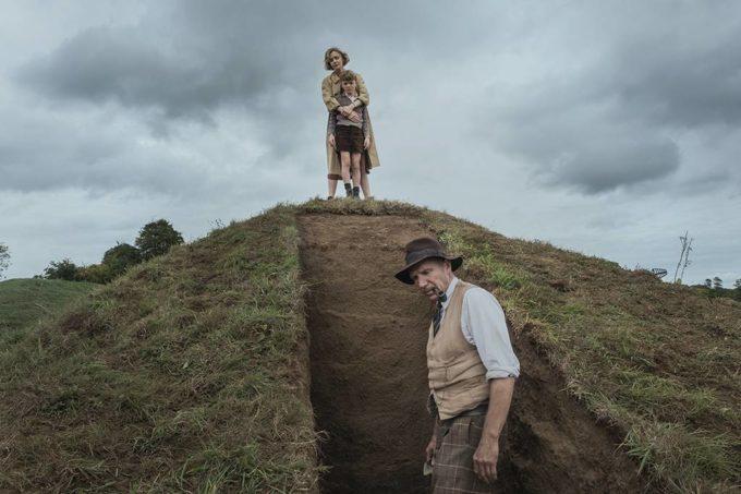 A Escavação