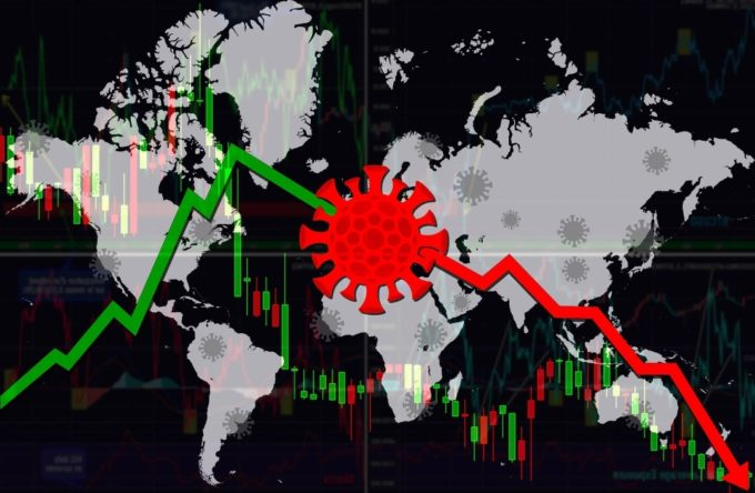 Paralelo entre Crise Econômica e a Pandemia.