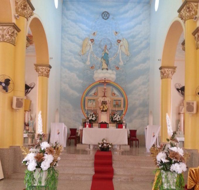 Das Confissões – Um Ateu na Missa.
